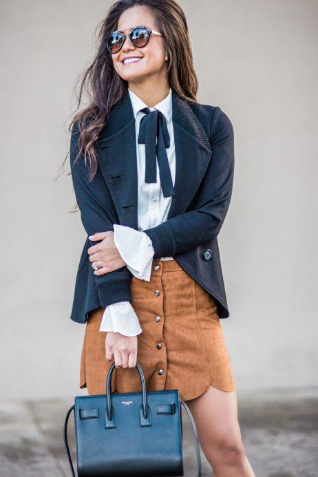 Lydia Webb (@lydia.webb) in the Britto Jacket