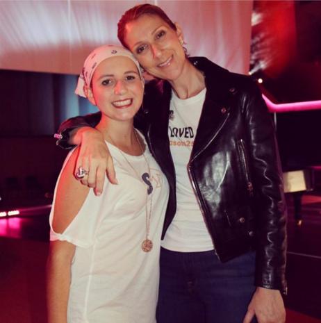 """@celinedion Celine's Reason: """"Beautiful Pearce"""""""