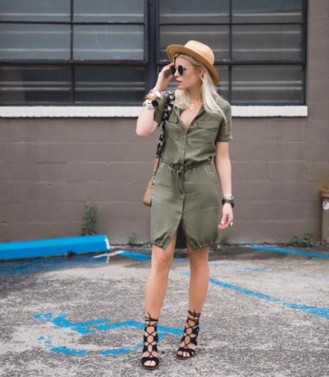 Tara Langdale (@misstarabelle) in the Lebombo Dress